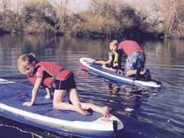 GWTF paddleboarding